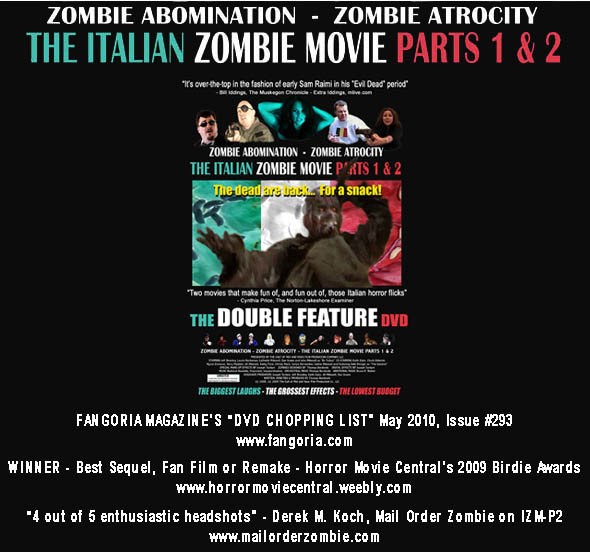 The Italian Zombie Movie